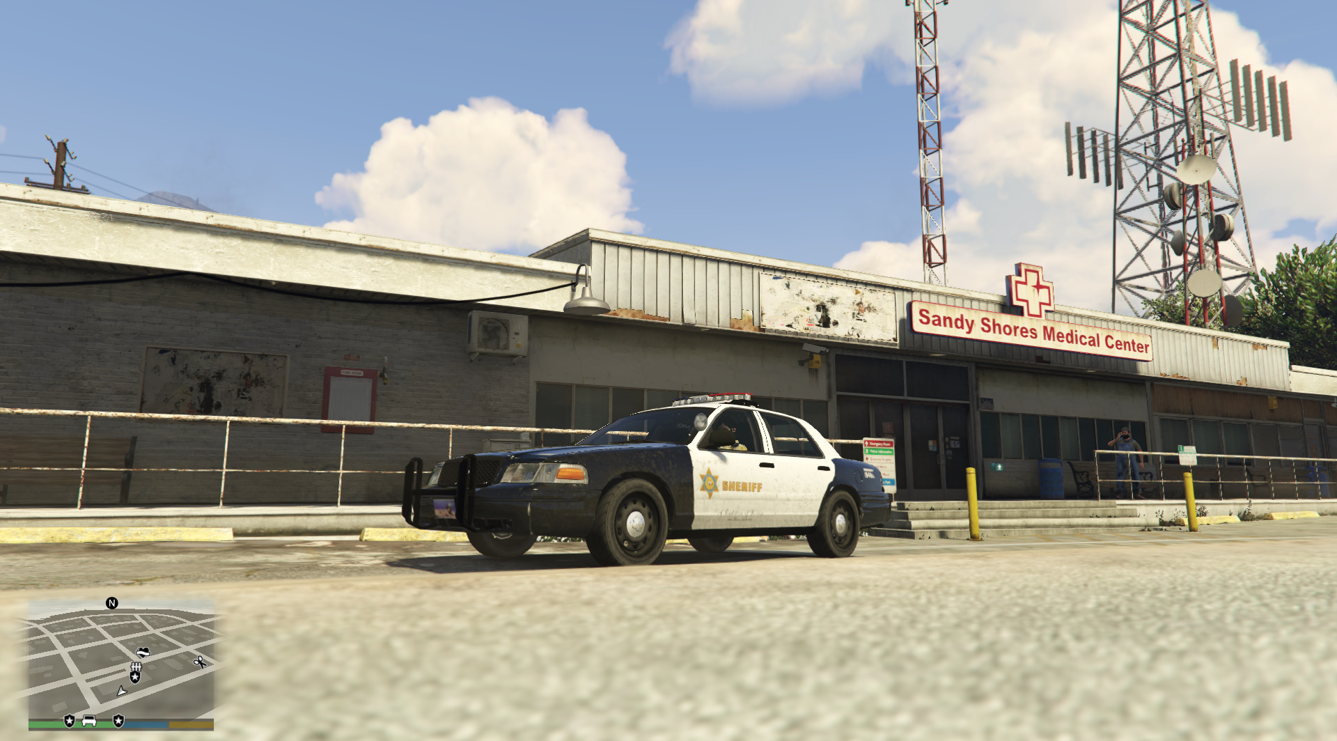 los angeles sheriff department cvpi gta5 mods com