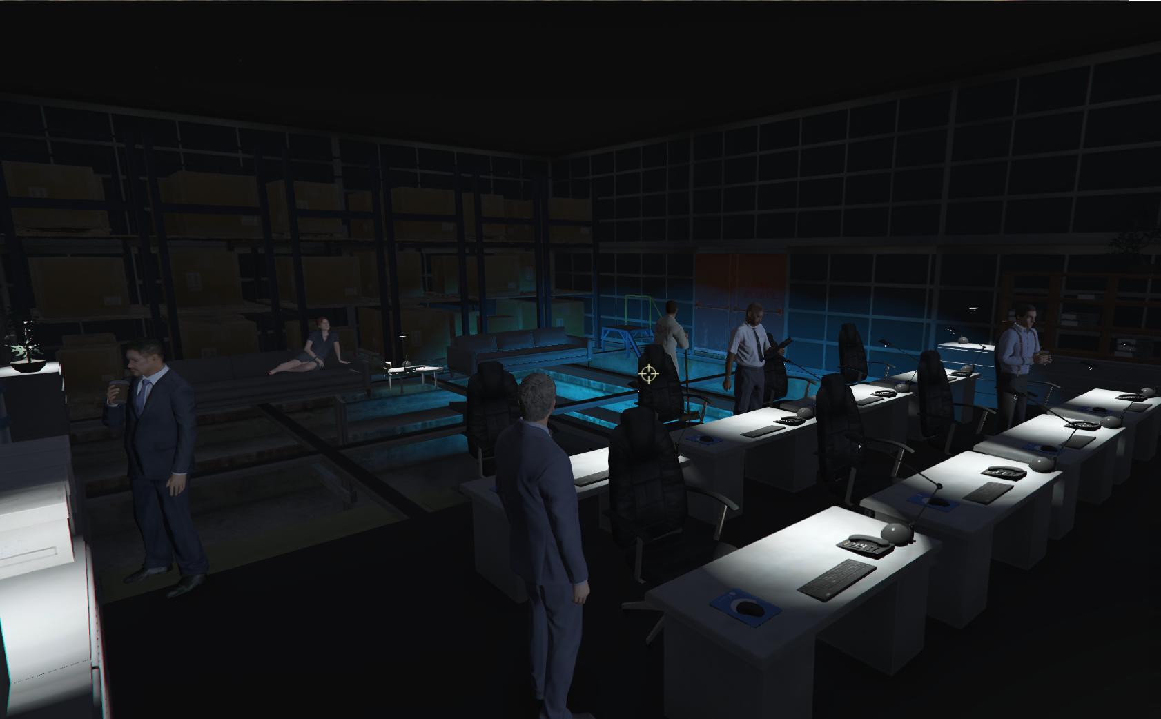 Merryweather Server Rooms - GTA5-Mods.com