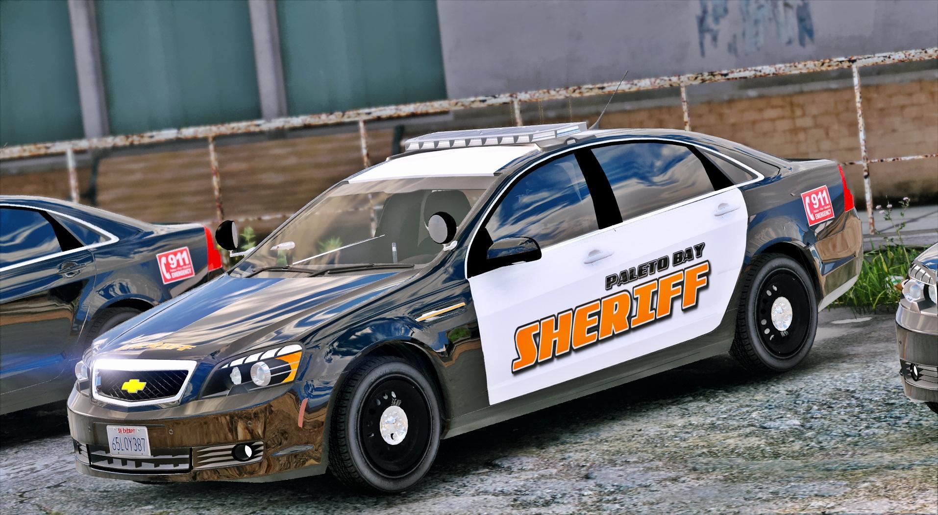 Los Santos Police Chevrolet Caprice Ppv Els Gta5 Mods Com