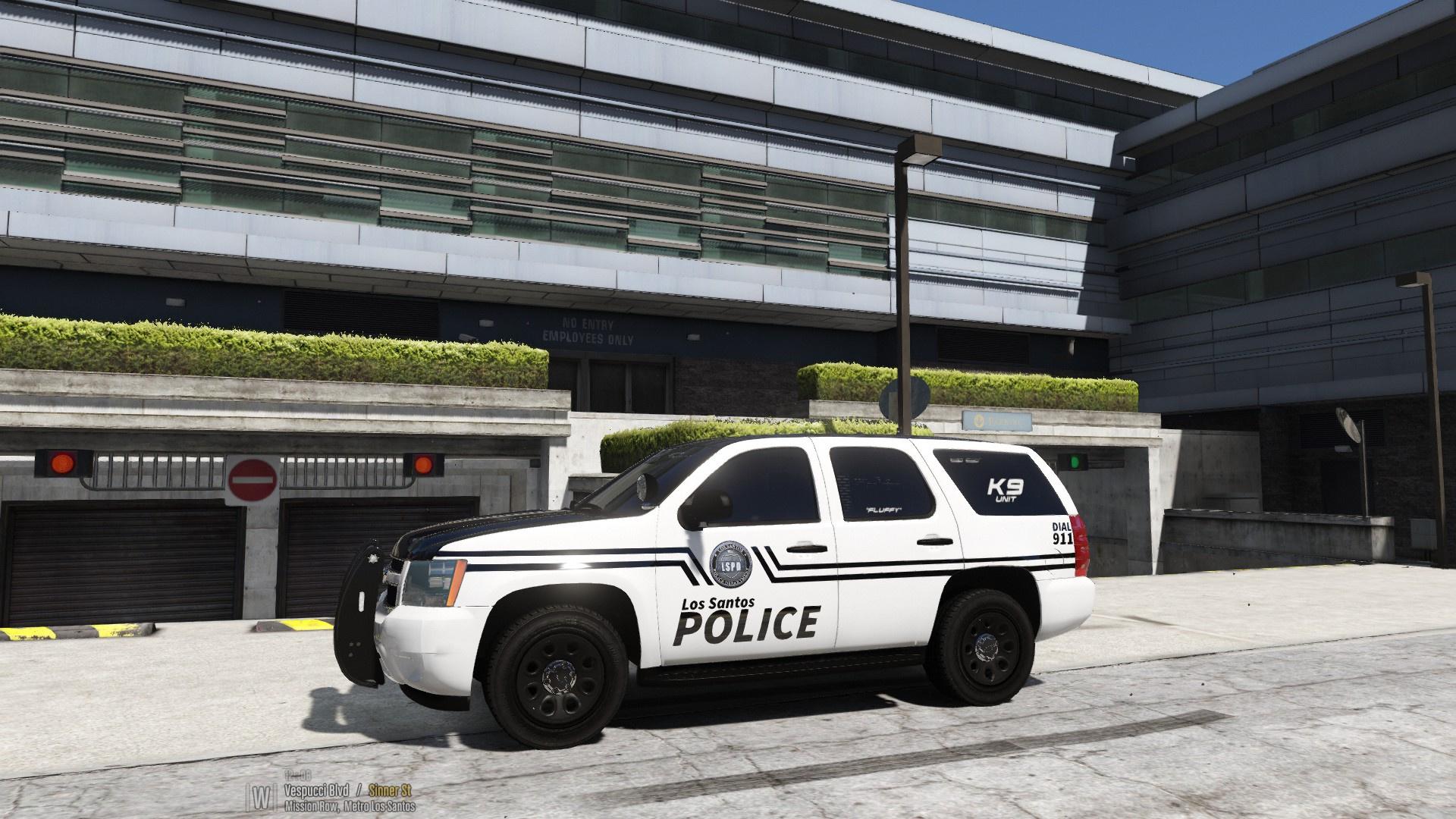 Los Santos Police Department Gta5 Mods Com