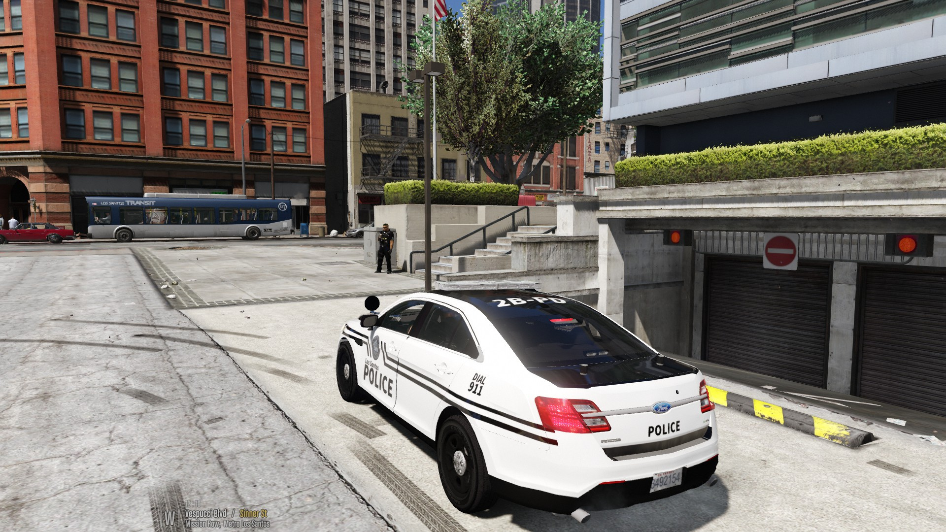 Los Santos Police Department Gta5 Mods Com