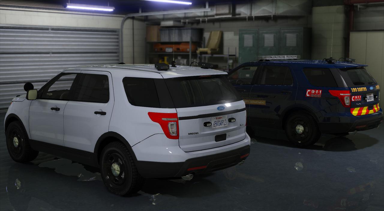 2013 Los Santos Police Fpiu Gta5 Mods Com