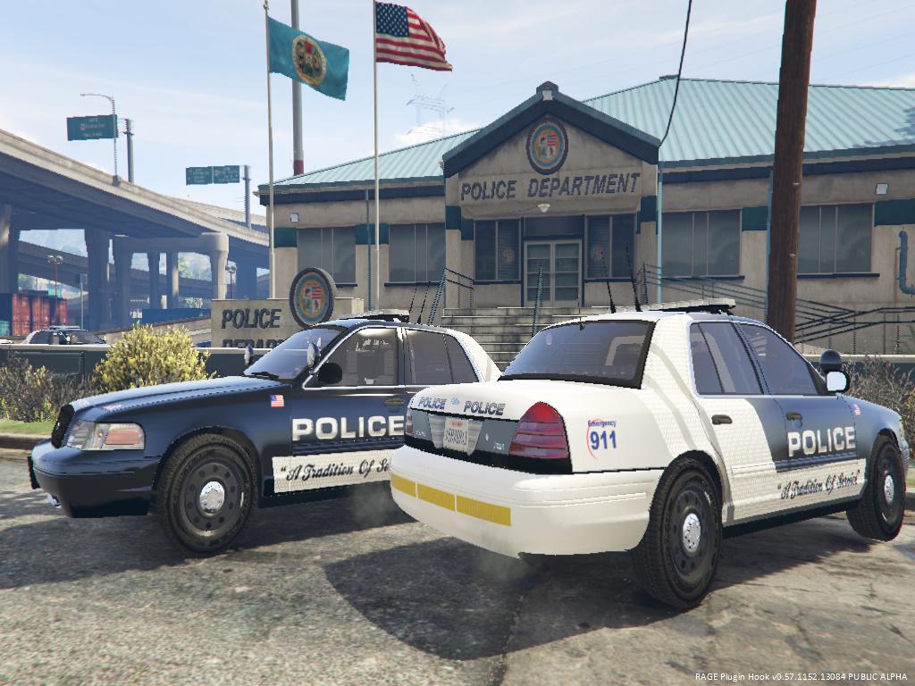 Los Santos Police Pack ELS Gta V - GTA5-Mods com
