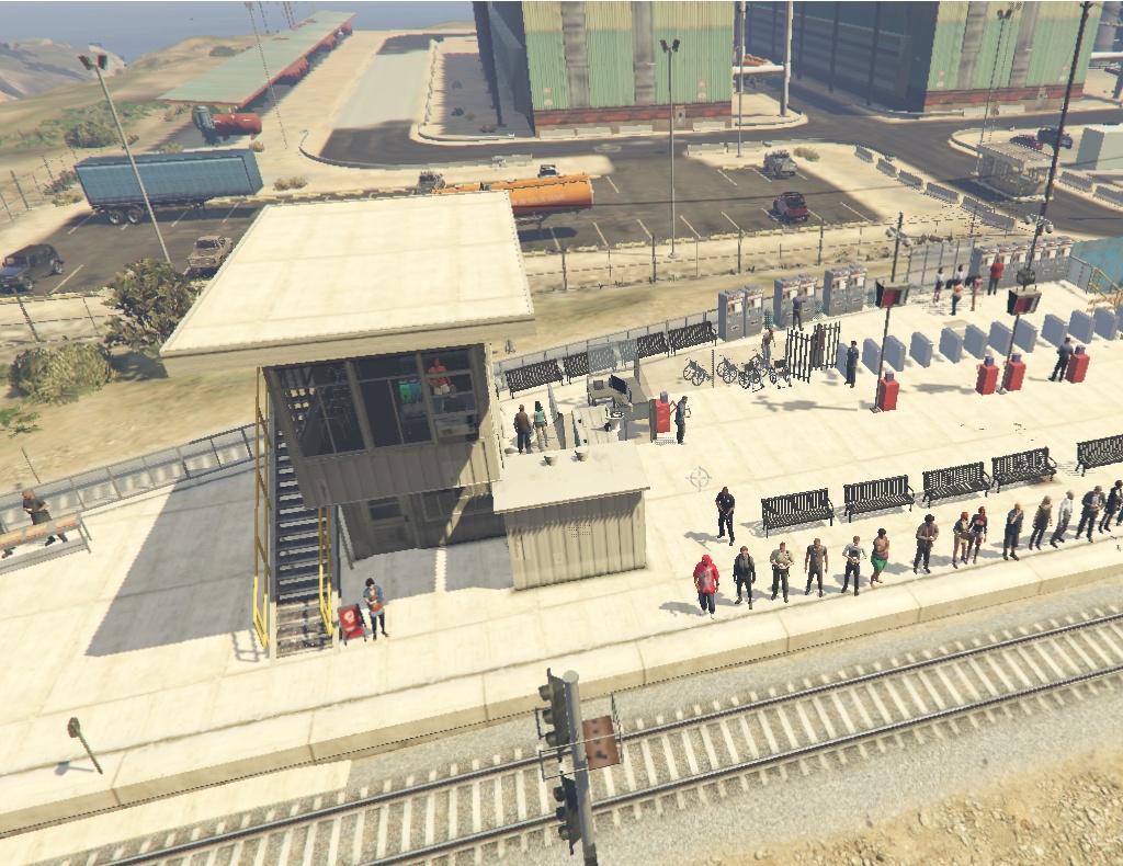 Los Santos Railway Station - GTA5-Mods.com