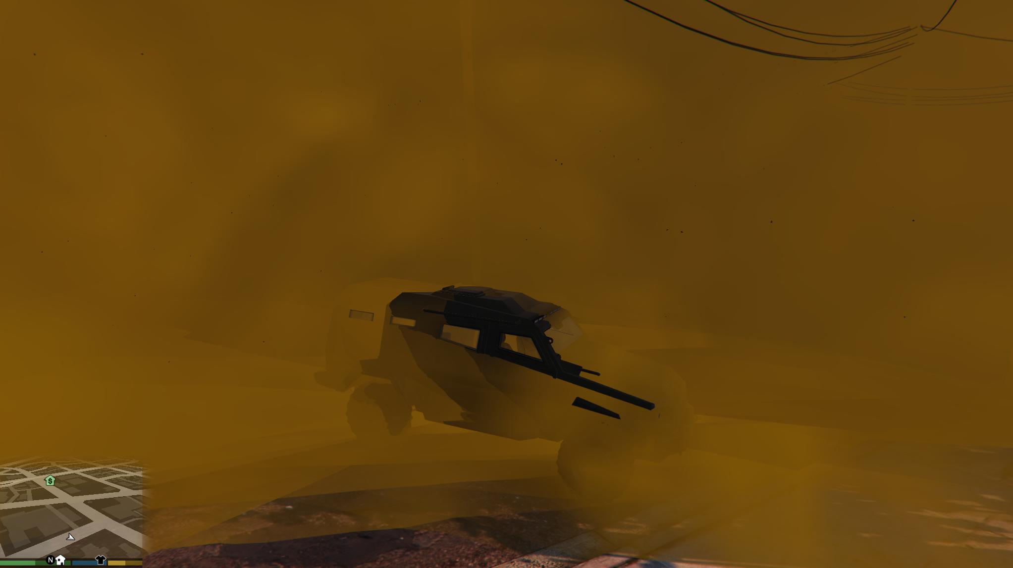 Sand Storm Asi Gta5 Mods Com