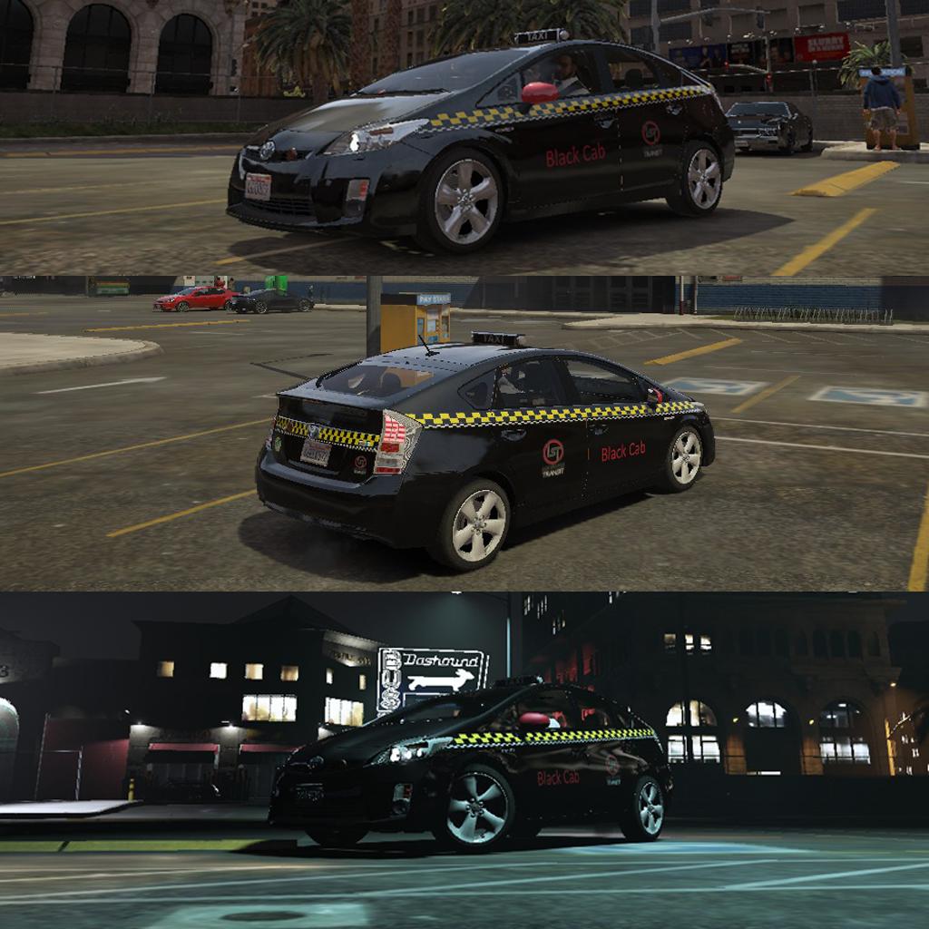 Los Santos Transport Updated