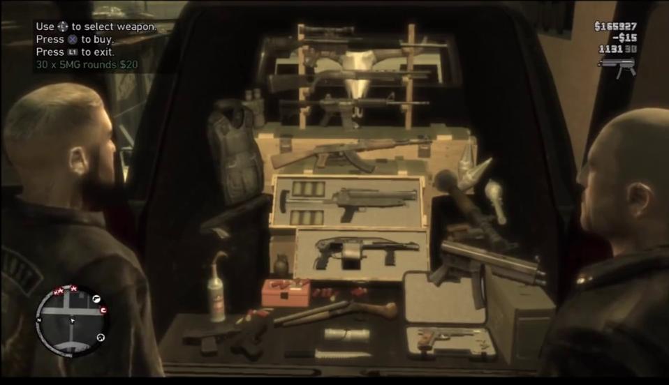 Lost MC Gunvan [Menyoo] - GTA5-Mods com