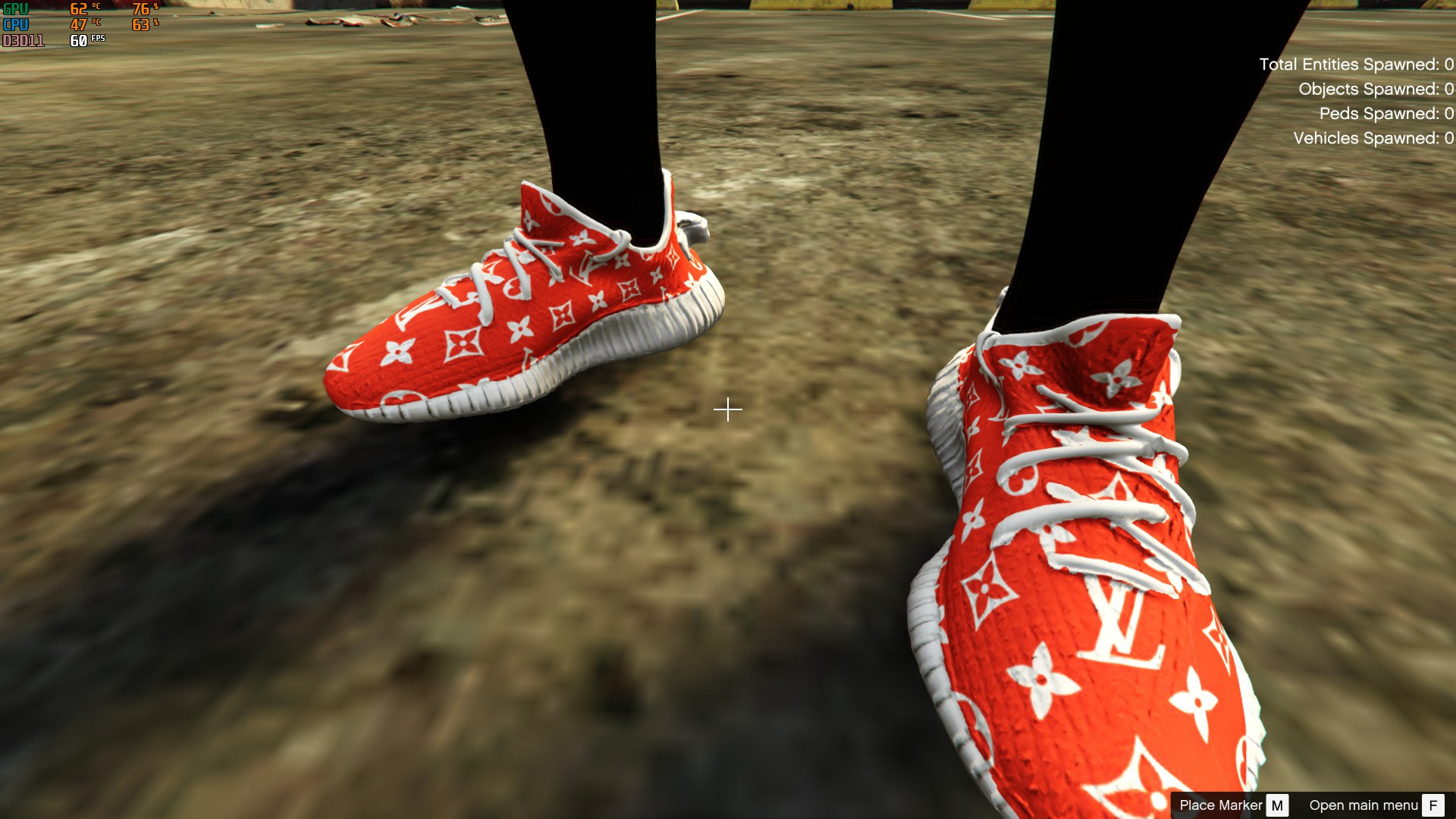 Louis Vuitton X Supreme Yeezy - GTA5-Mods Com