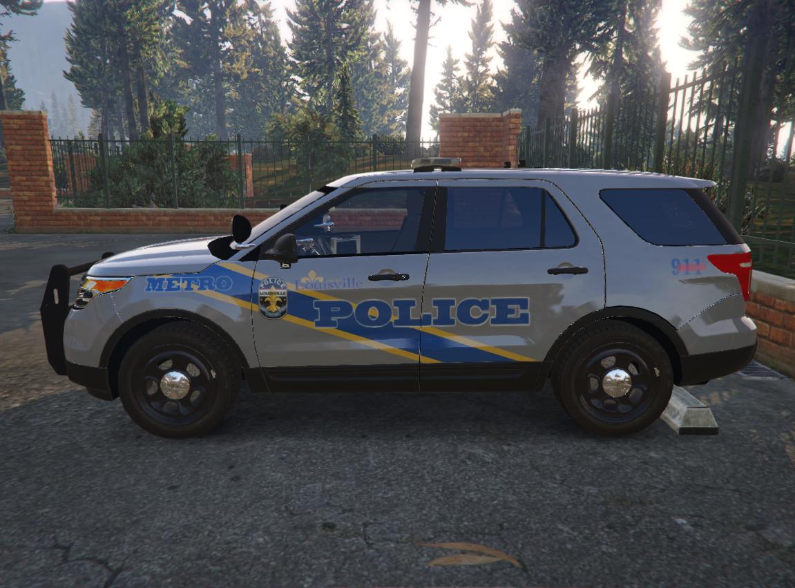 Louisville Metro Police Skin Pack V2 - GTA5-Mods com