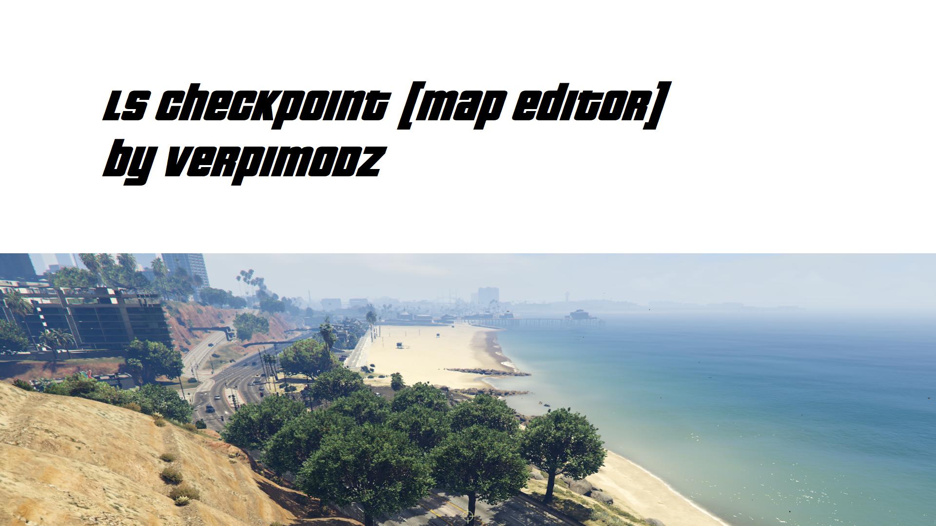LS Checkpoint - GTA5-Mods com