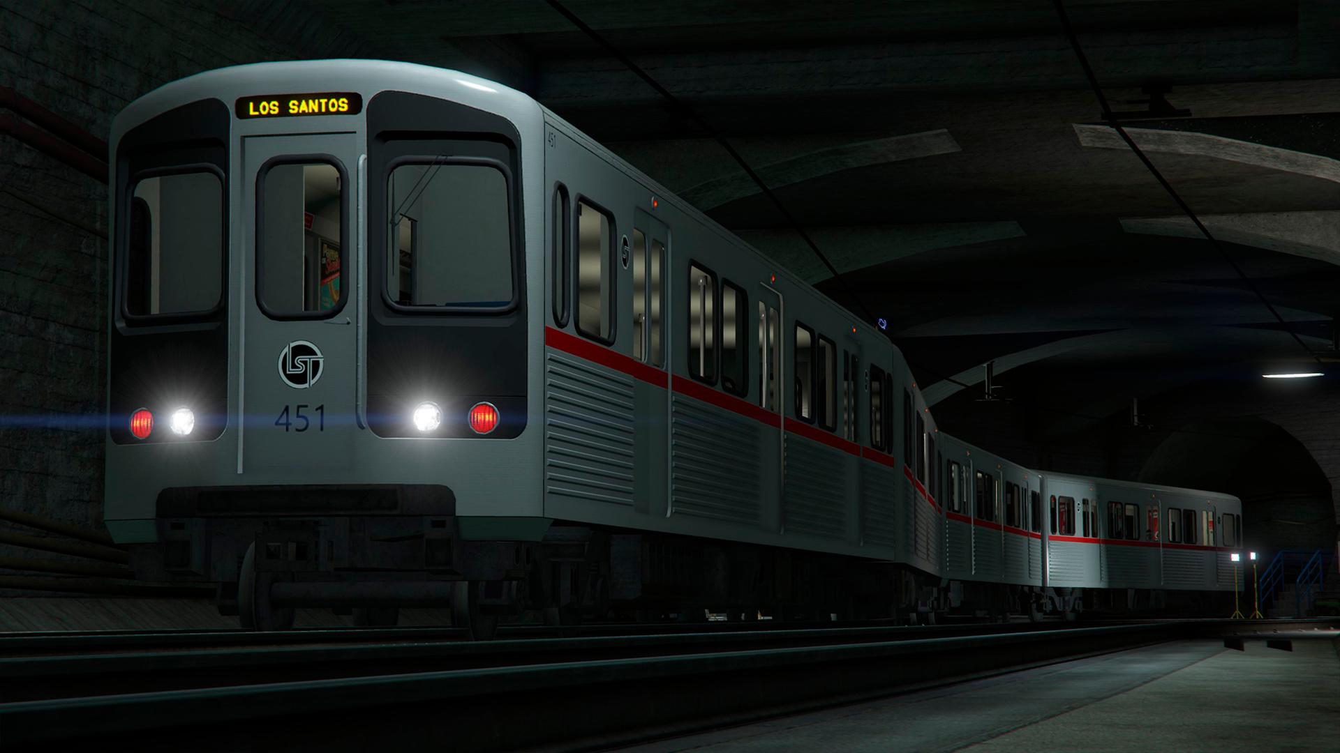 LS Subway [Add-On] - GTA5-Mods.com