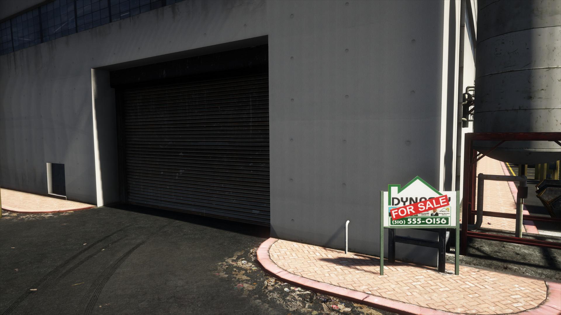 gta 5 best vehicle warehouse location