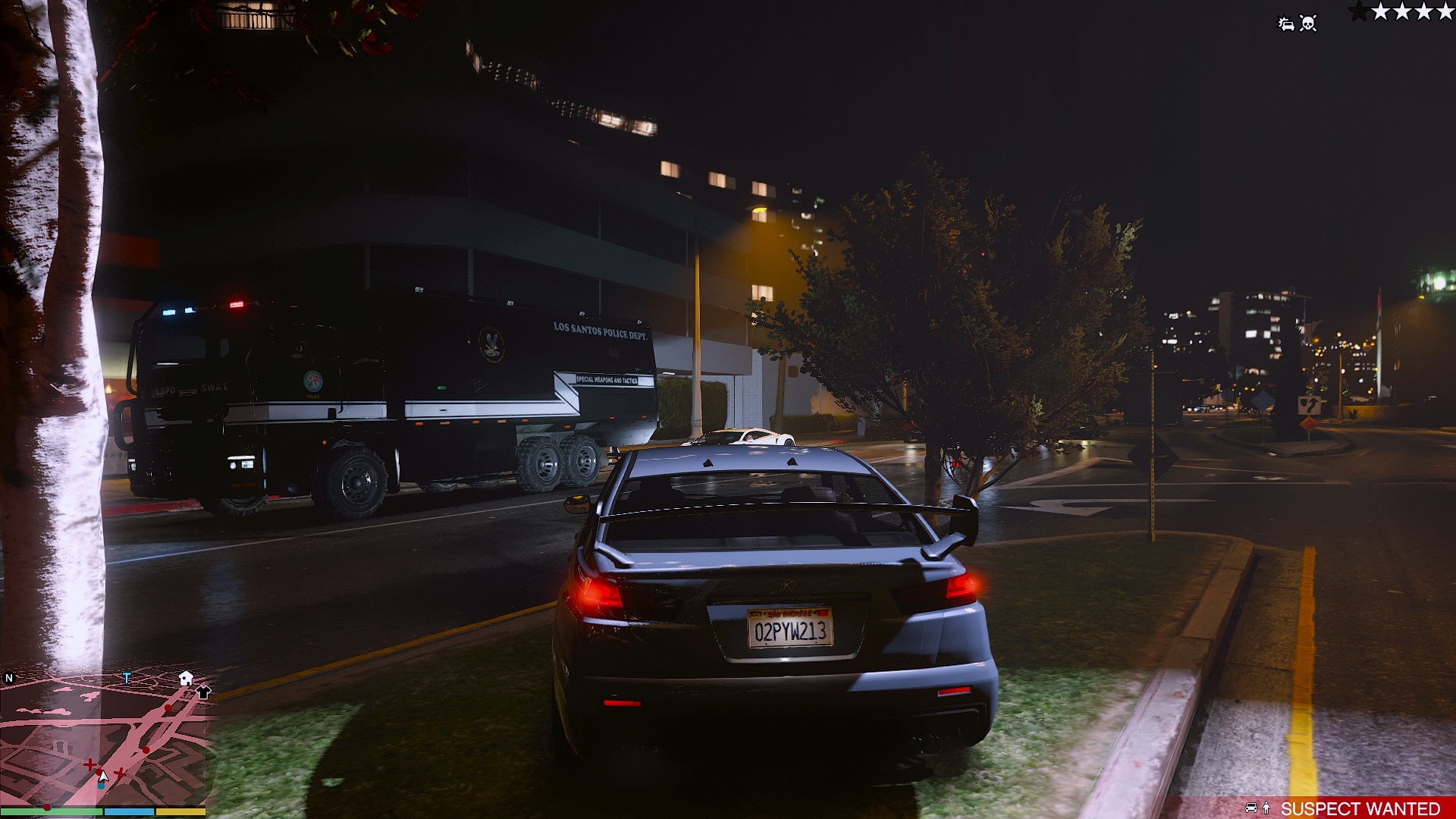 LSPD/LAPD SWAT Truck Texture - GTA5-Mods.com