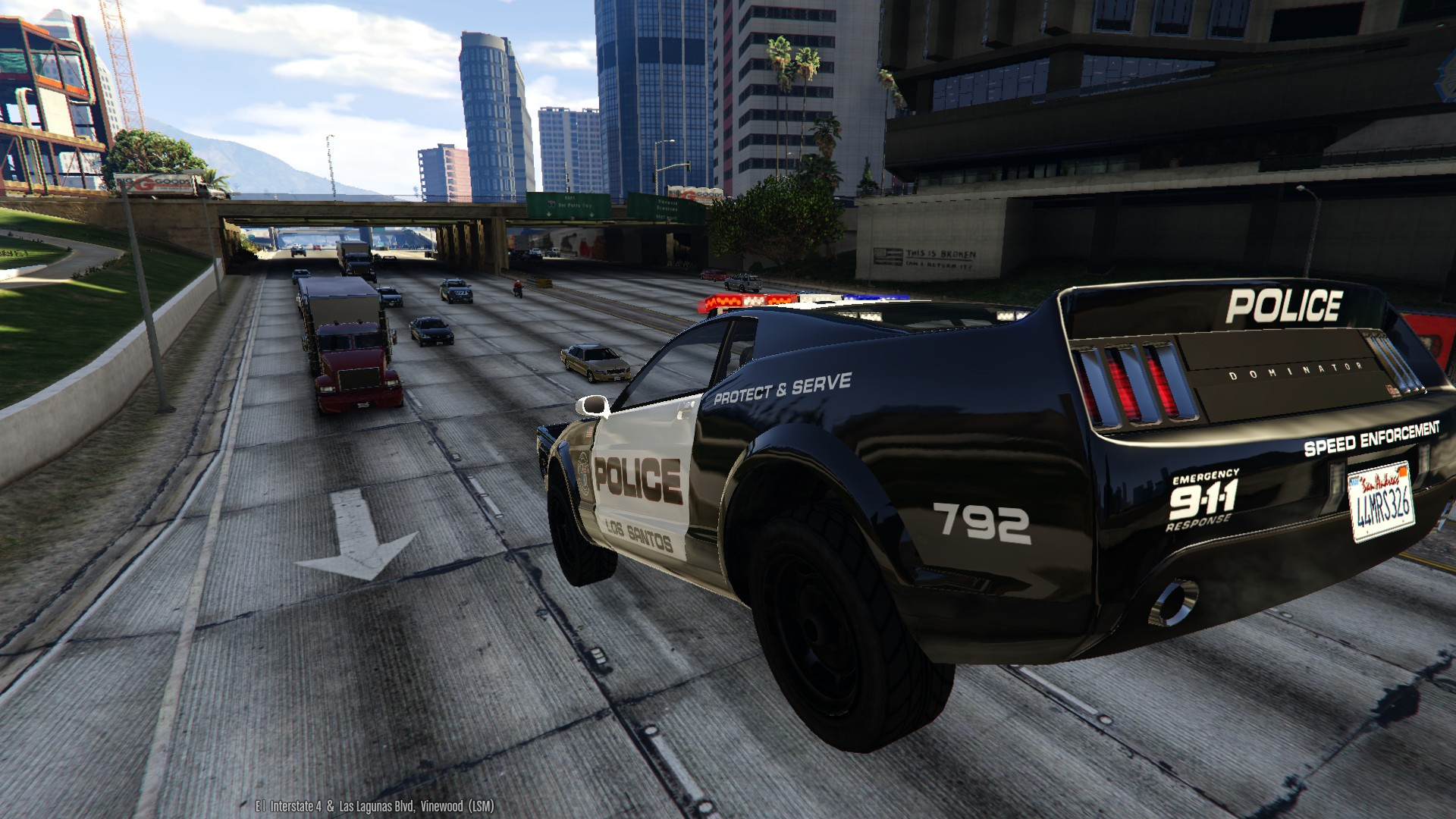Lspd Skin Pack Nfs Hot Pursuit Design Vanilla Edition