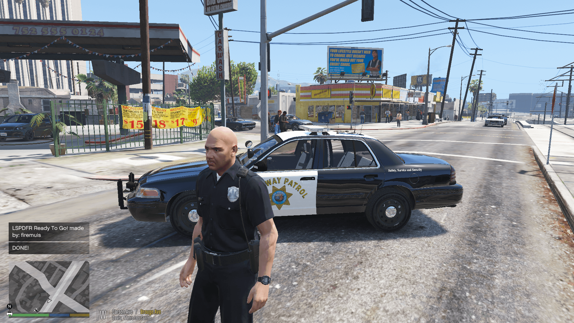 LSPDFR Ready To Go - GTA5-Mods com