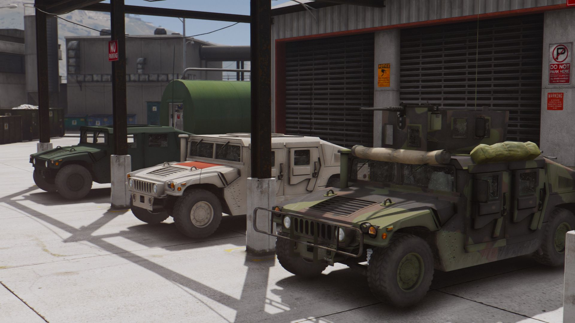 Ford Fusion Mods >> M1114 Humvee (unarmed) [Add-On] - GTA5-Mods.com