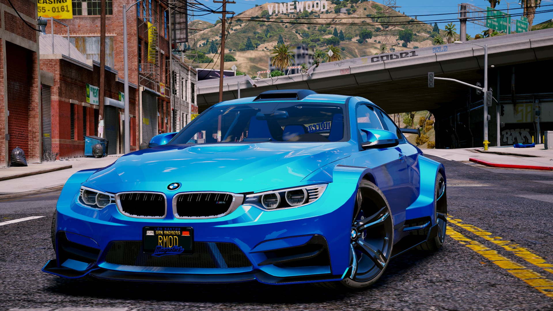bmw m4 raijinbodykit add on tuning gta5. Black Bedroom Furniture Sets. Home Design Ideas