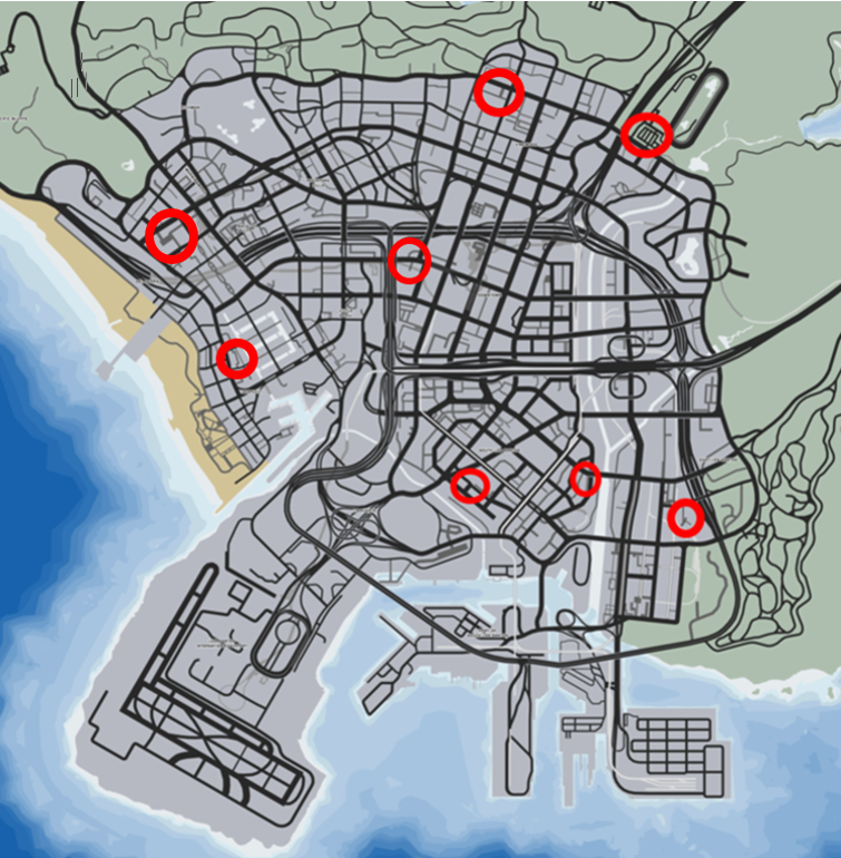 Drug & Weapons Deals [Map Editor / Menyoo] - GTA5-Mods.com