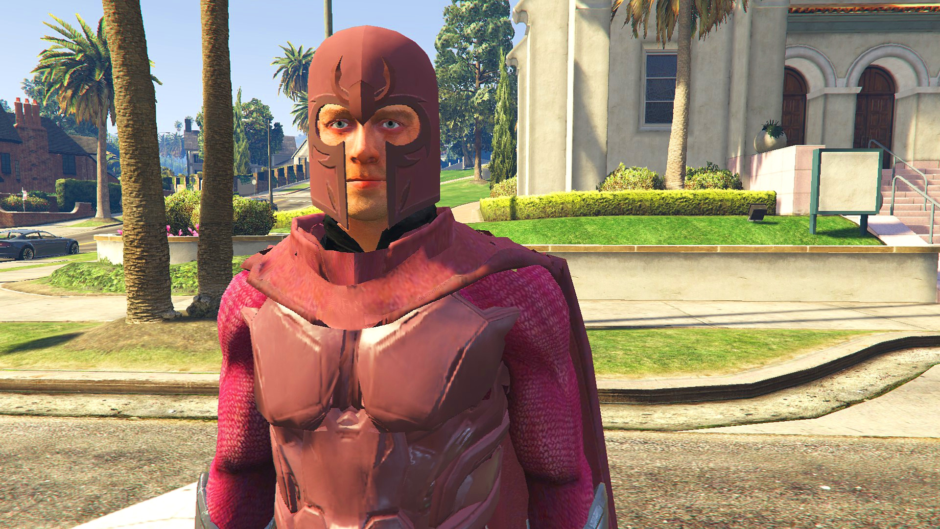 Magneto Days of Future Past [Add-On Ped] - GTA5-Mods com