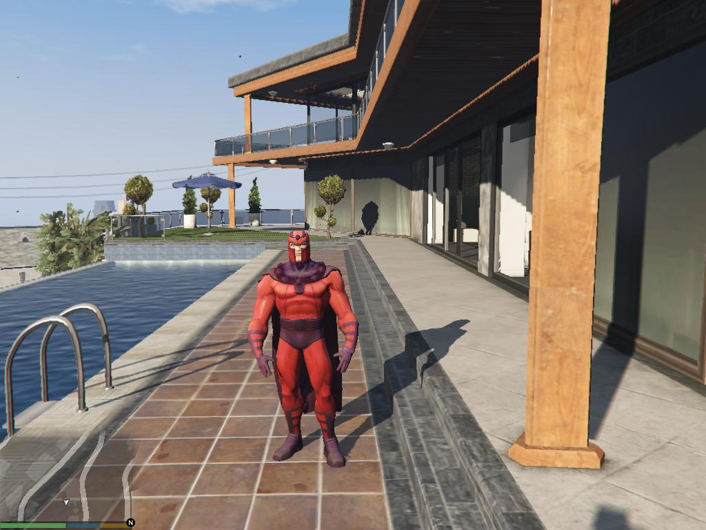 Magneto [Add-On Ped] - GTA5-Mods com