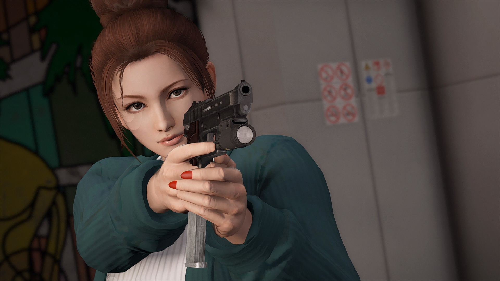 Mai Shiranui Dead Or Alive 5 [Add-On Ped | Replace] - GTA5