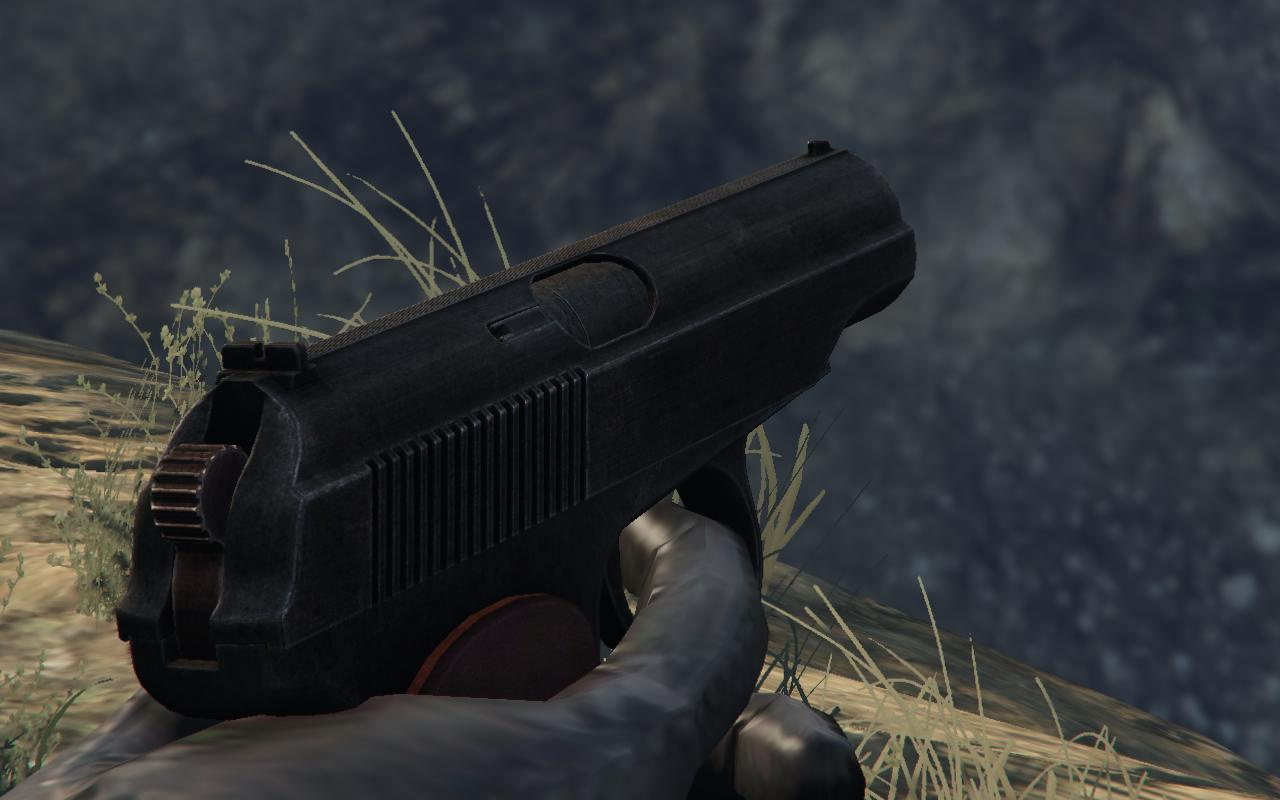 Makarov Pistol 2k Pm Gta5 Mods Com Images, Photos, Reviews
