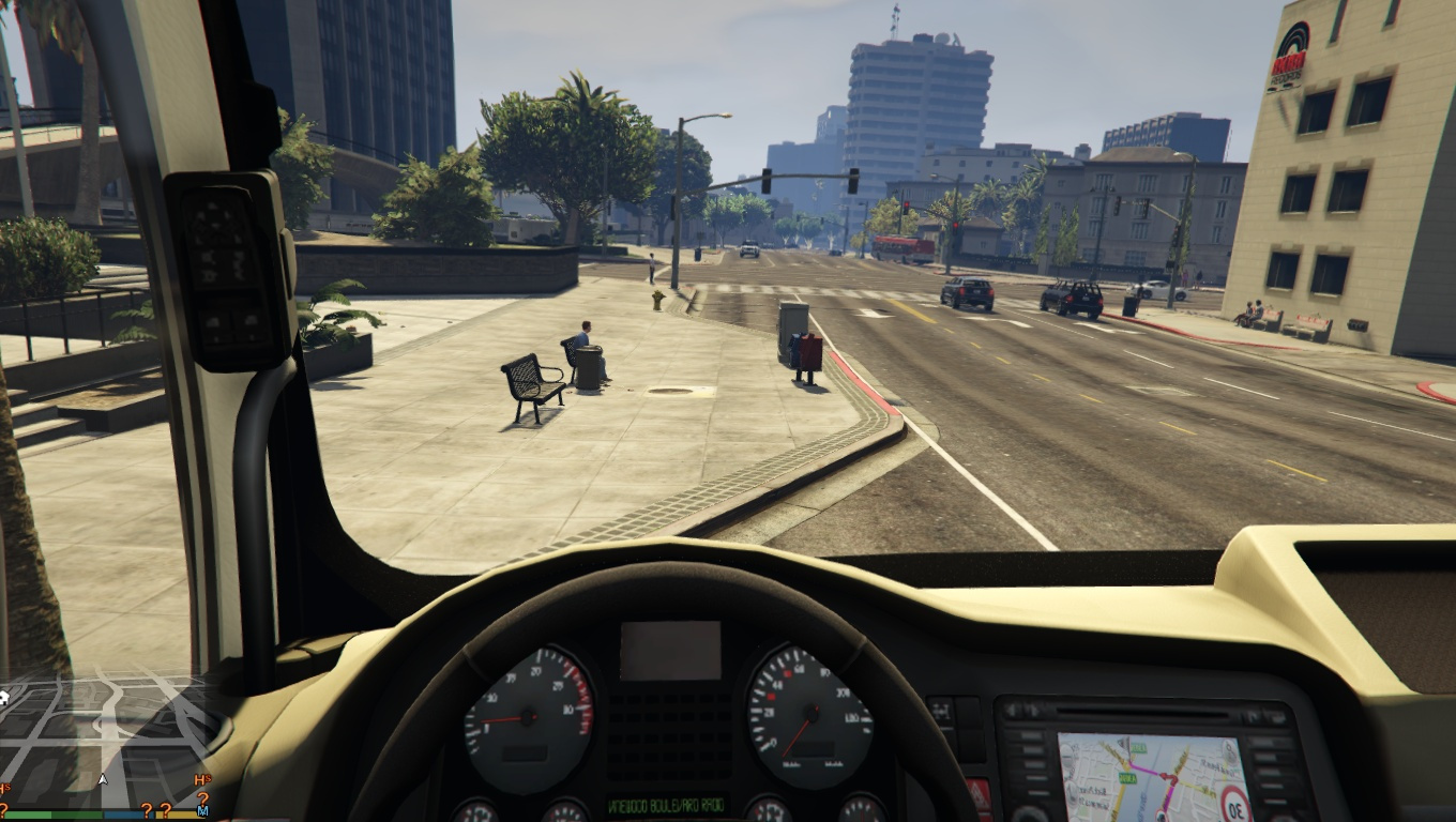 Man Tgx V8 Euro 5 Add On Replace Gta5 Mods Com