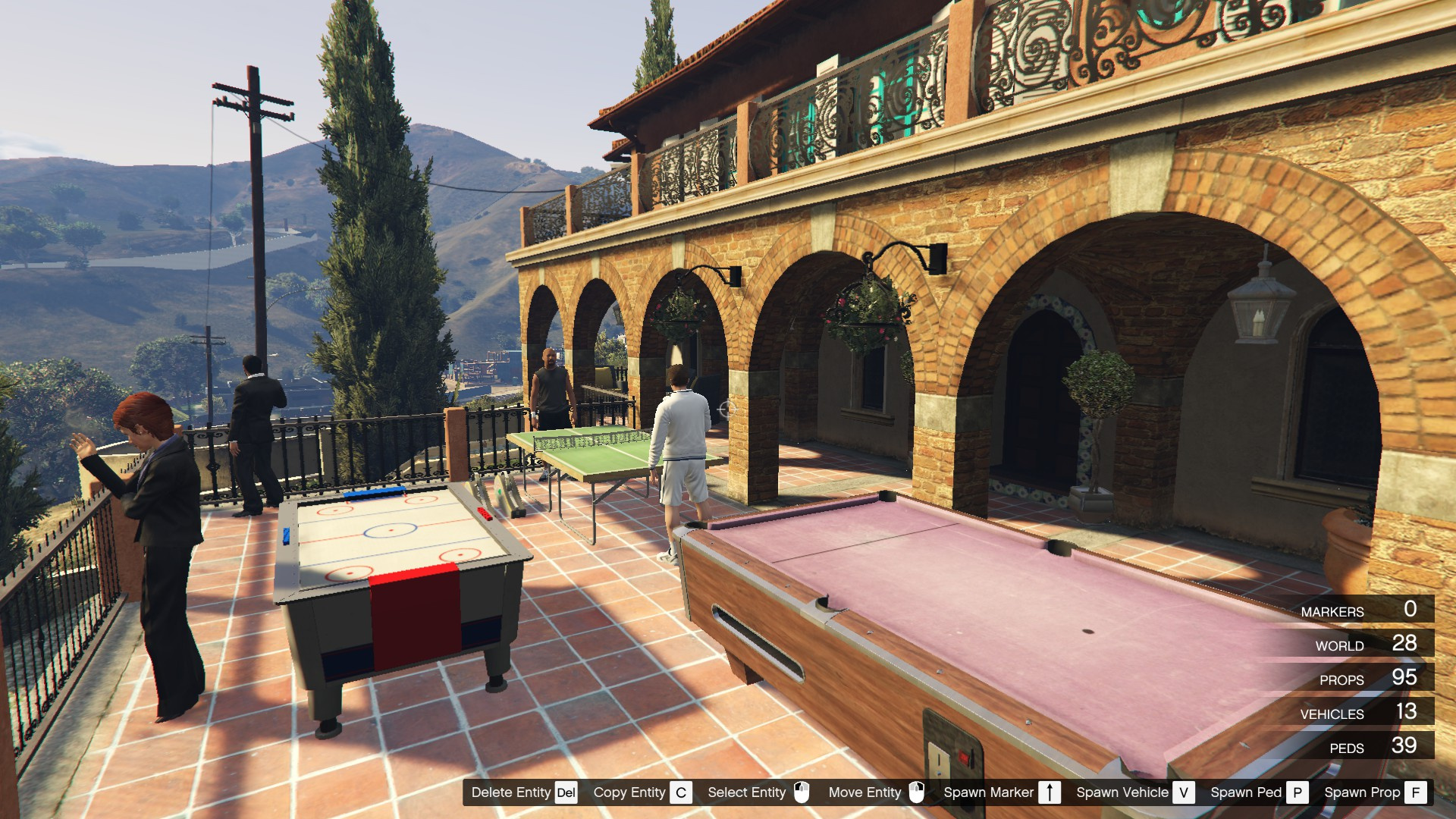 Party House Vinewood Hills - GTA5-Mods.com