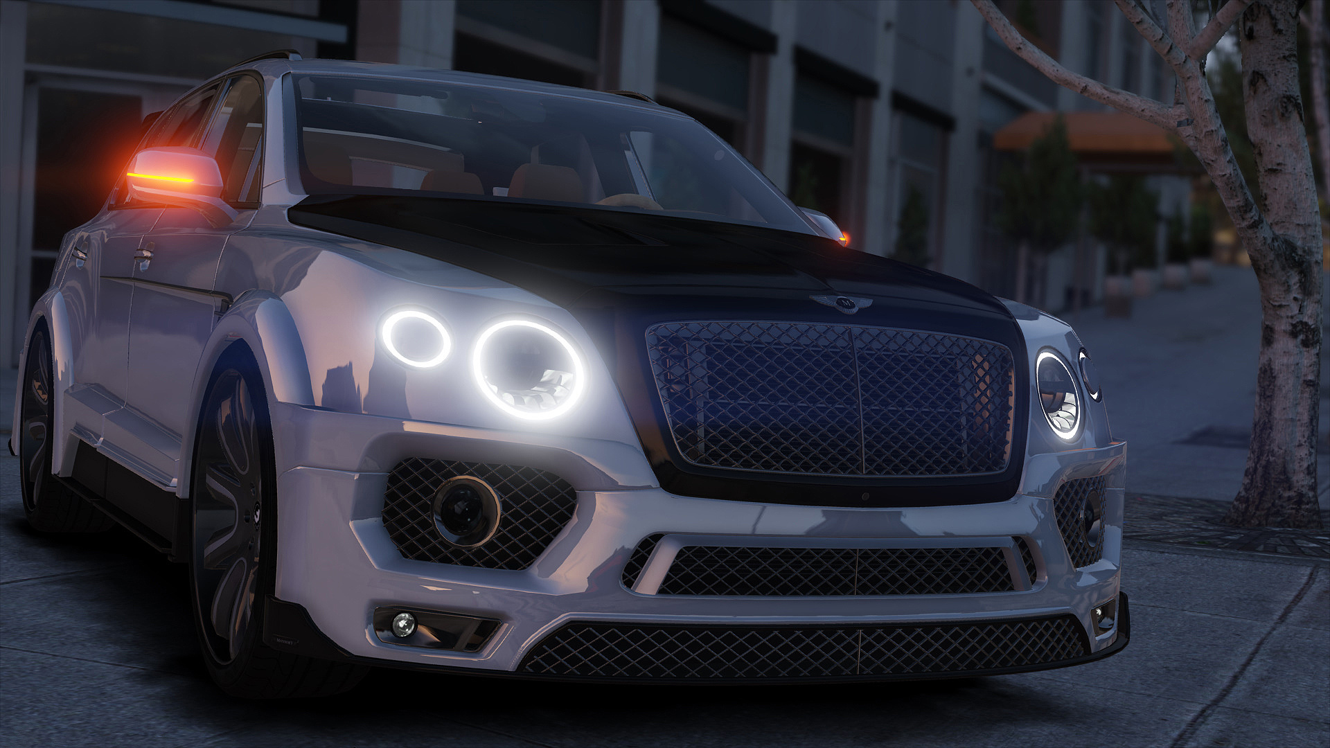 Mansory Bentley Bentayga Gta5 Mods Com