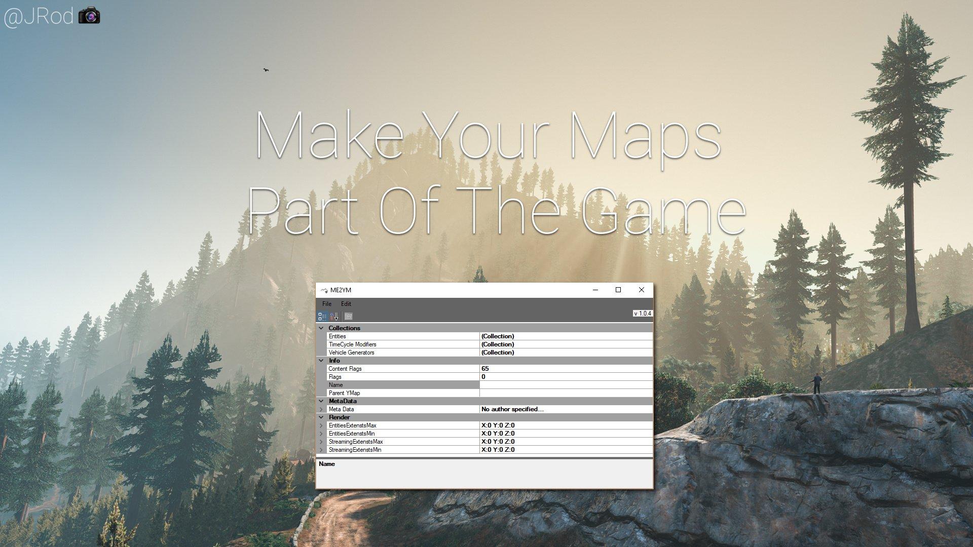 Map Editor & Menyoo to YMap Converter - GTA5-Mods com