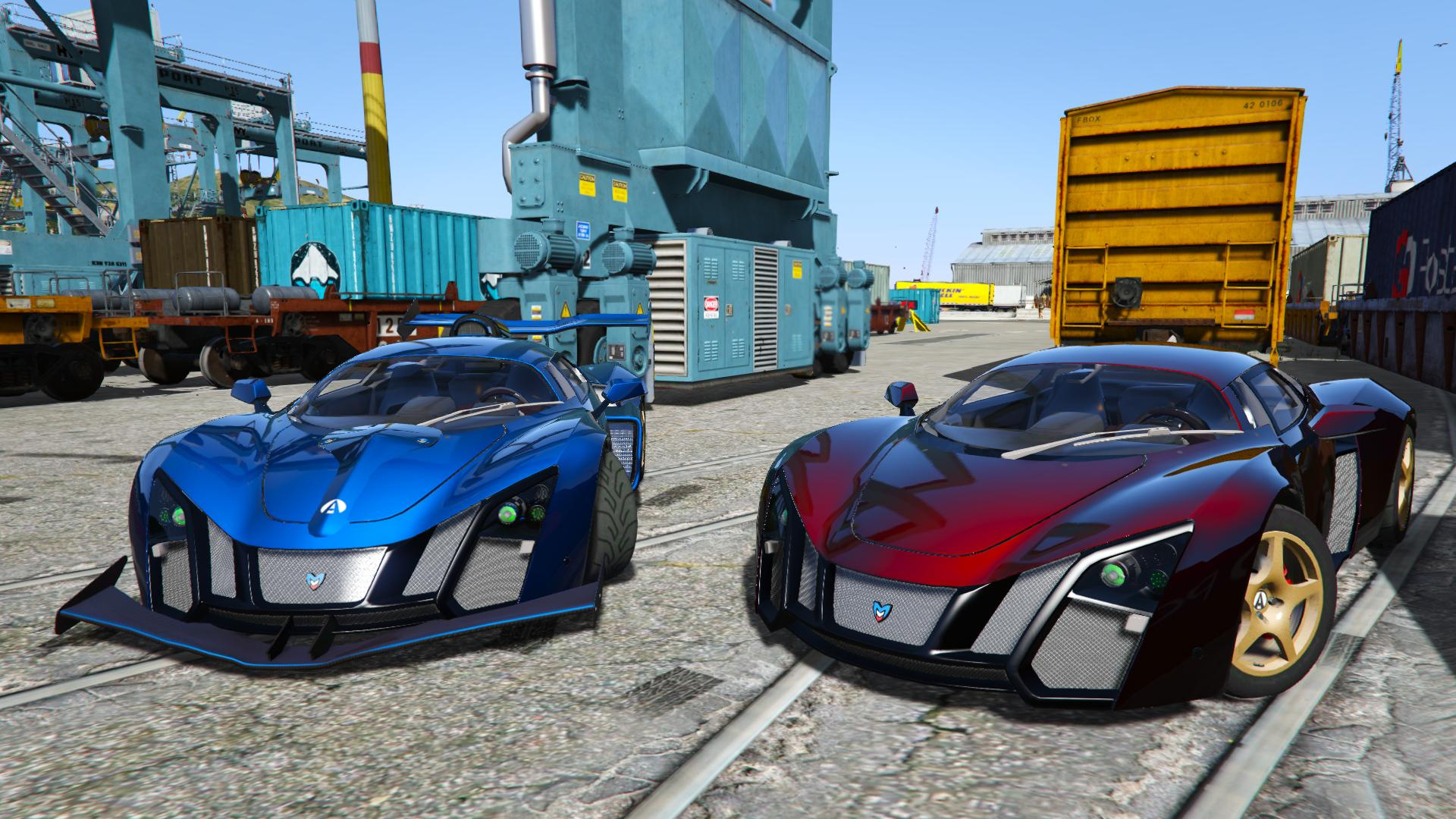 Marussia B2 [Add-On / Replace | Extras | Templated | Unlocked ...