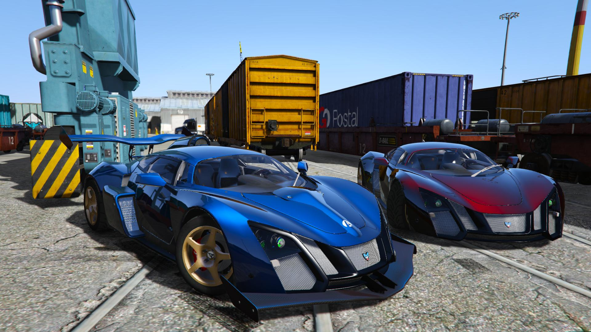 Marussia B2 [Add-On / Replace | Extras | Templated ...
