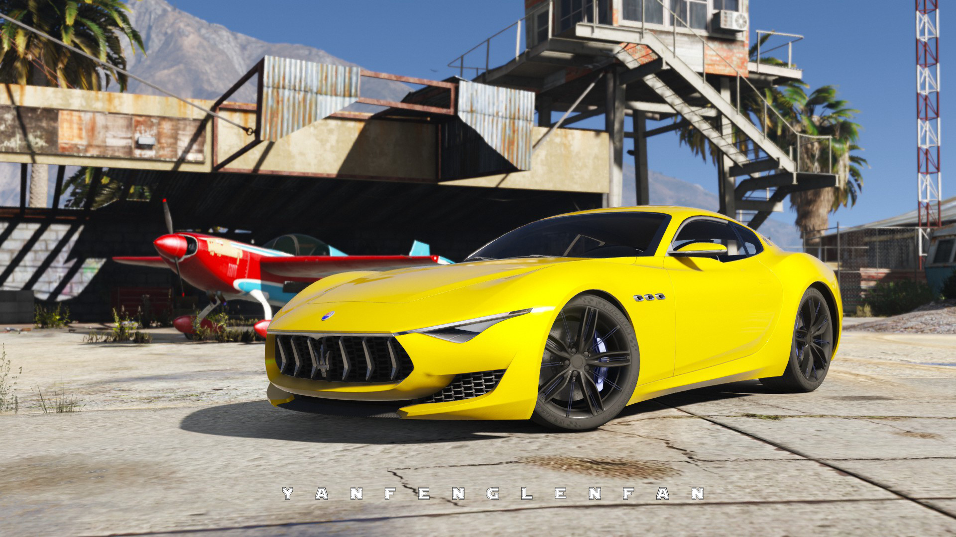 Maserati Alfieri 2014 Concept Car [ Add-On | Digital gear | HQ ...