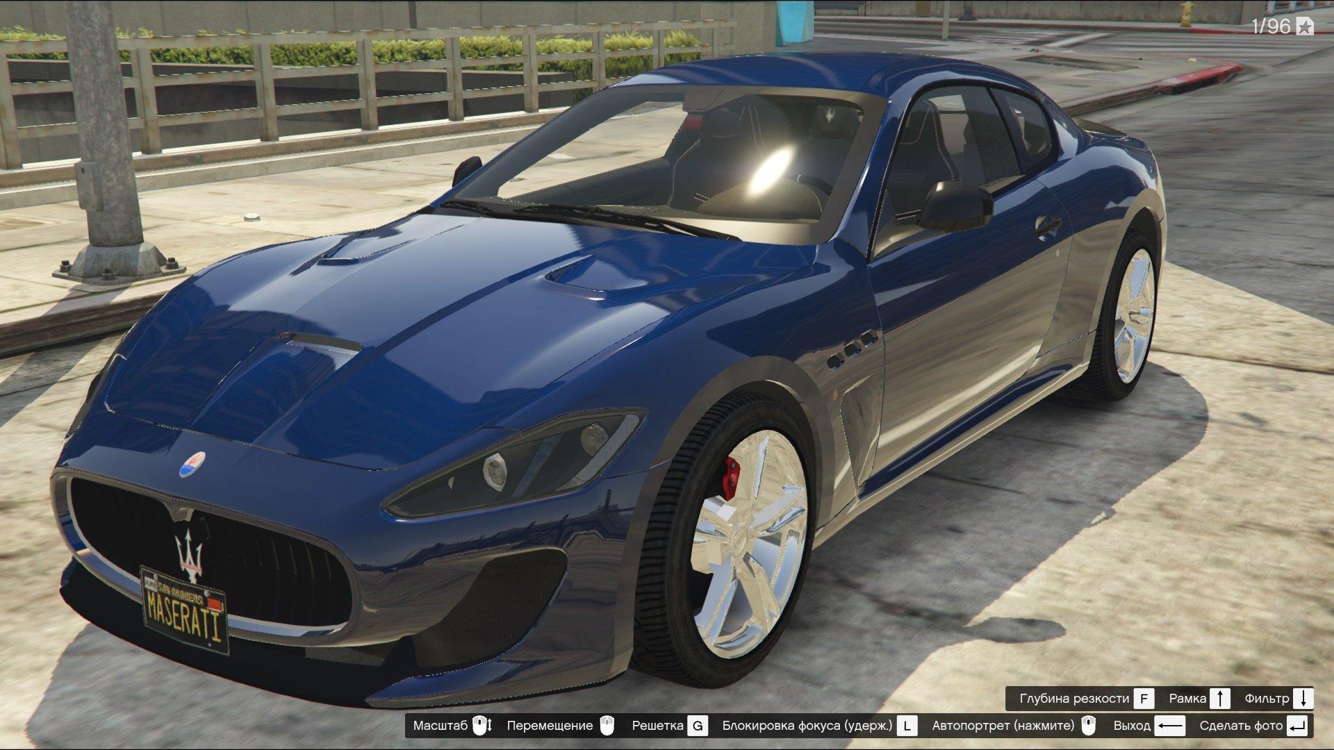Maserati Granturismo Mc >> Maserati Granturismo Mc Stradale 2014 Gta5 Mods Com