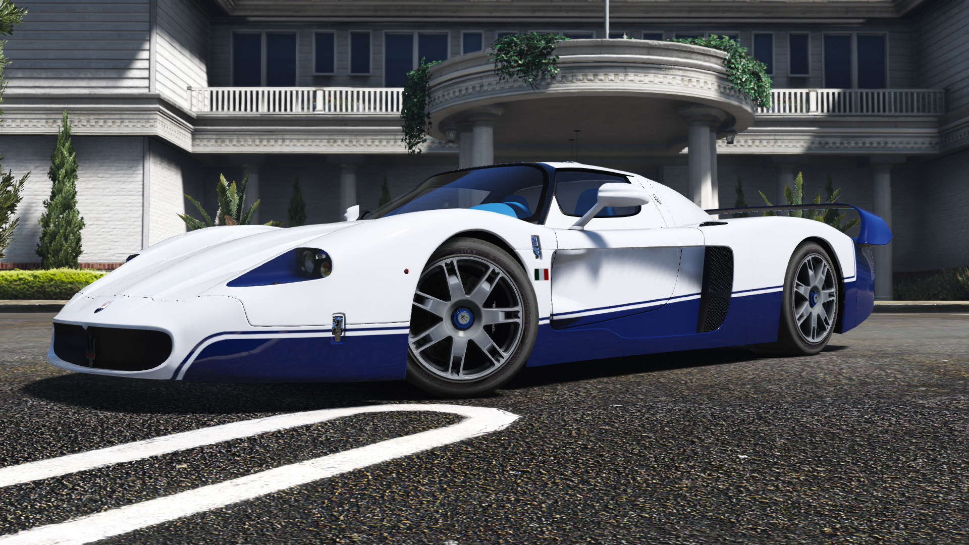 Maserati MC12 [Add-On | Tuning | Template] - GTA5-Mods.com