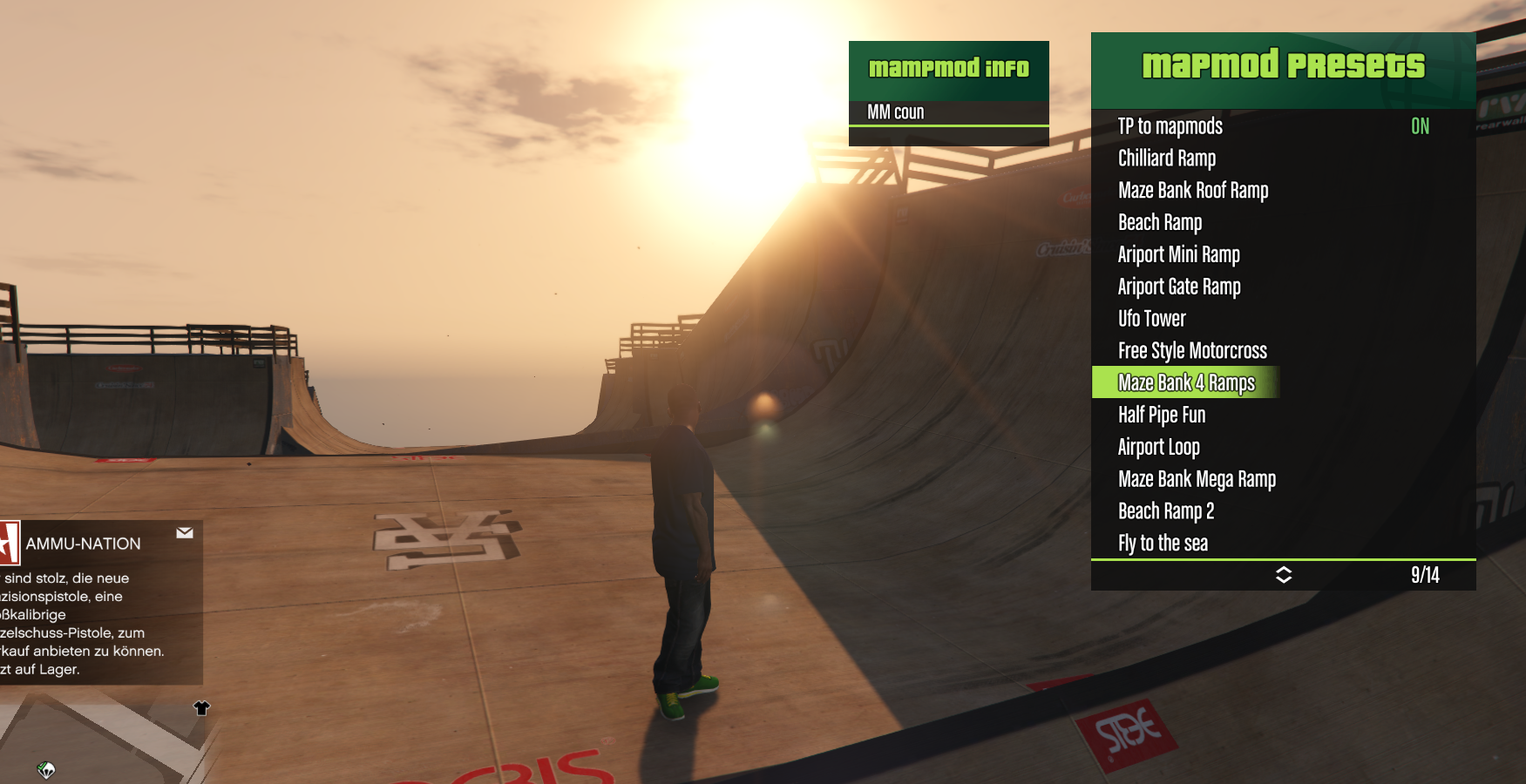 Matrix Mod Menu [SP / MV] - GTA5-Mods com