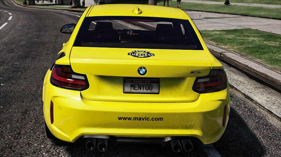 MAVIC BMW M2  GTA5Mods.com