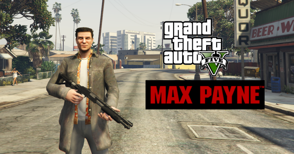 Max Payne 1 Add On Ped Gta5 Mods Com