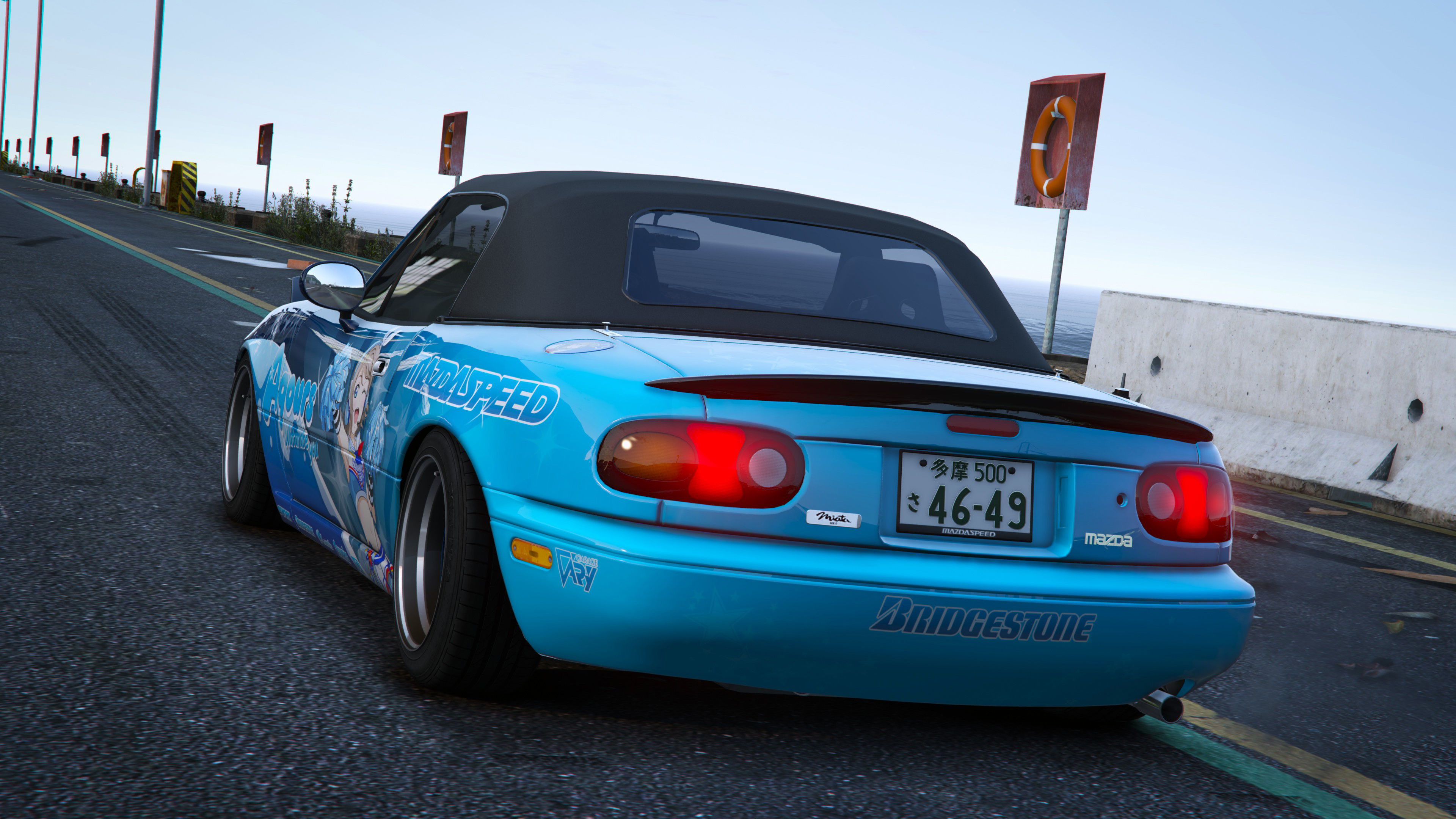 mazda mx 5 miata na6 gta5. Black Bedroom Furniture Sets. Home Design Ideas
