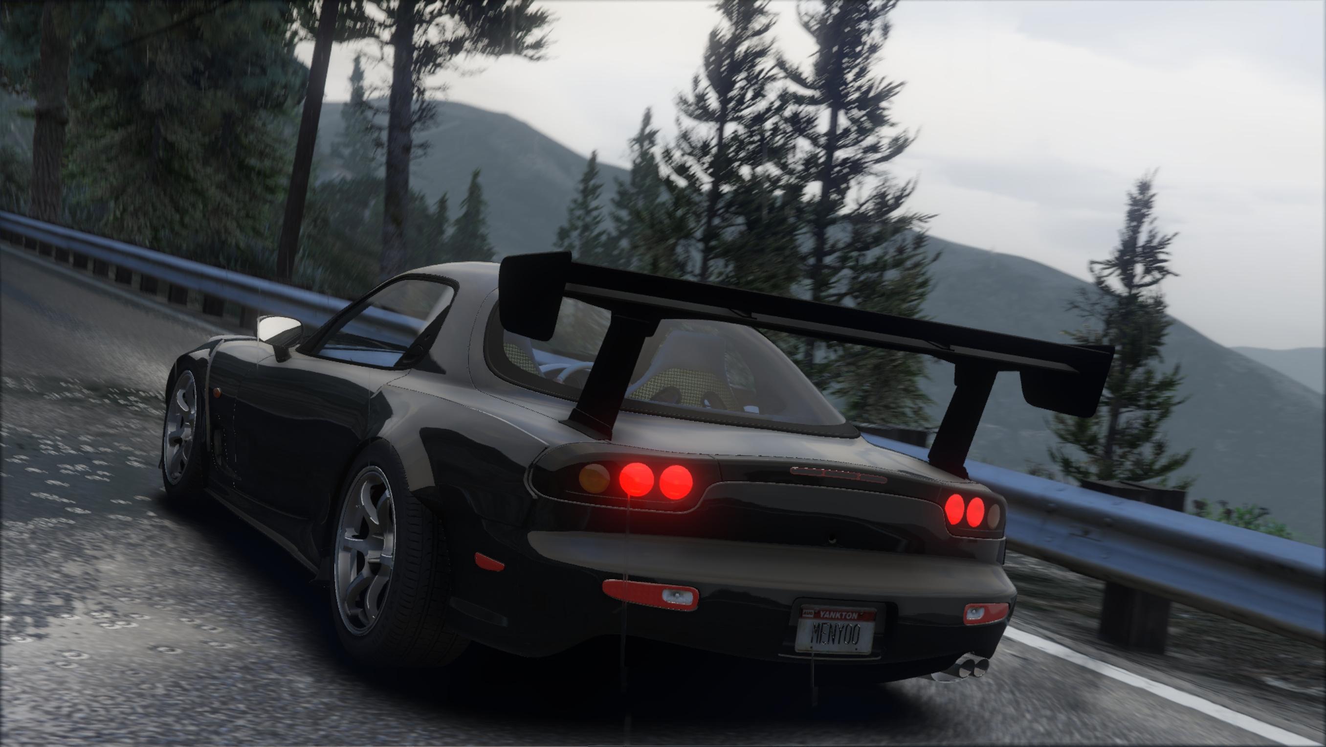 Mazda Rx7 Custom - GTA5-Mods.com