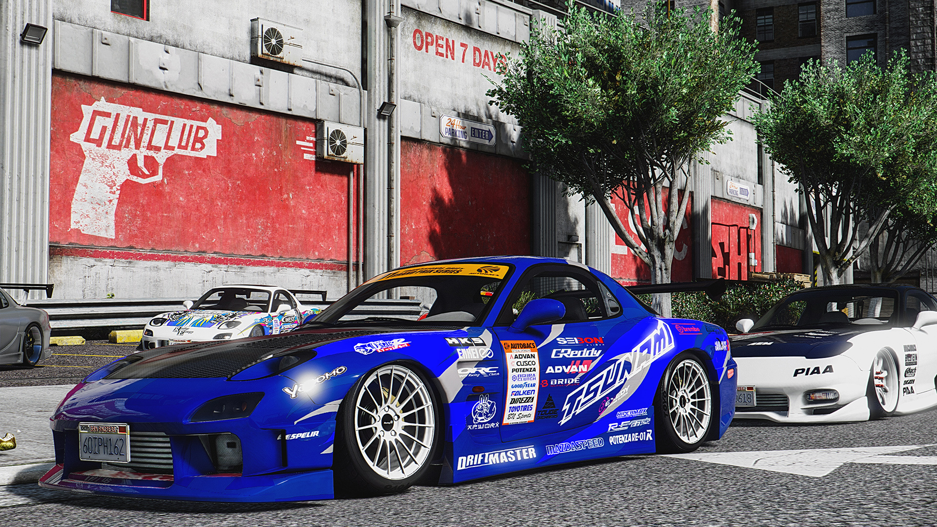 2016 Mazda Rx7 >> Mazda RX7 FD3S [Add-On / Replace | Tuning | Livery | Template] - GTA5-Mods.com