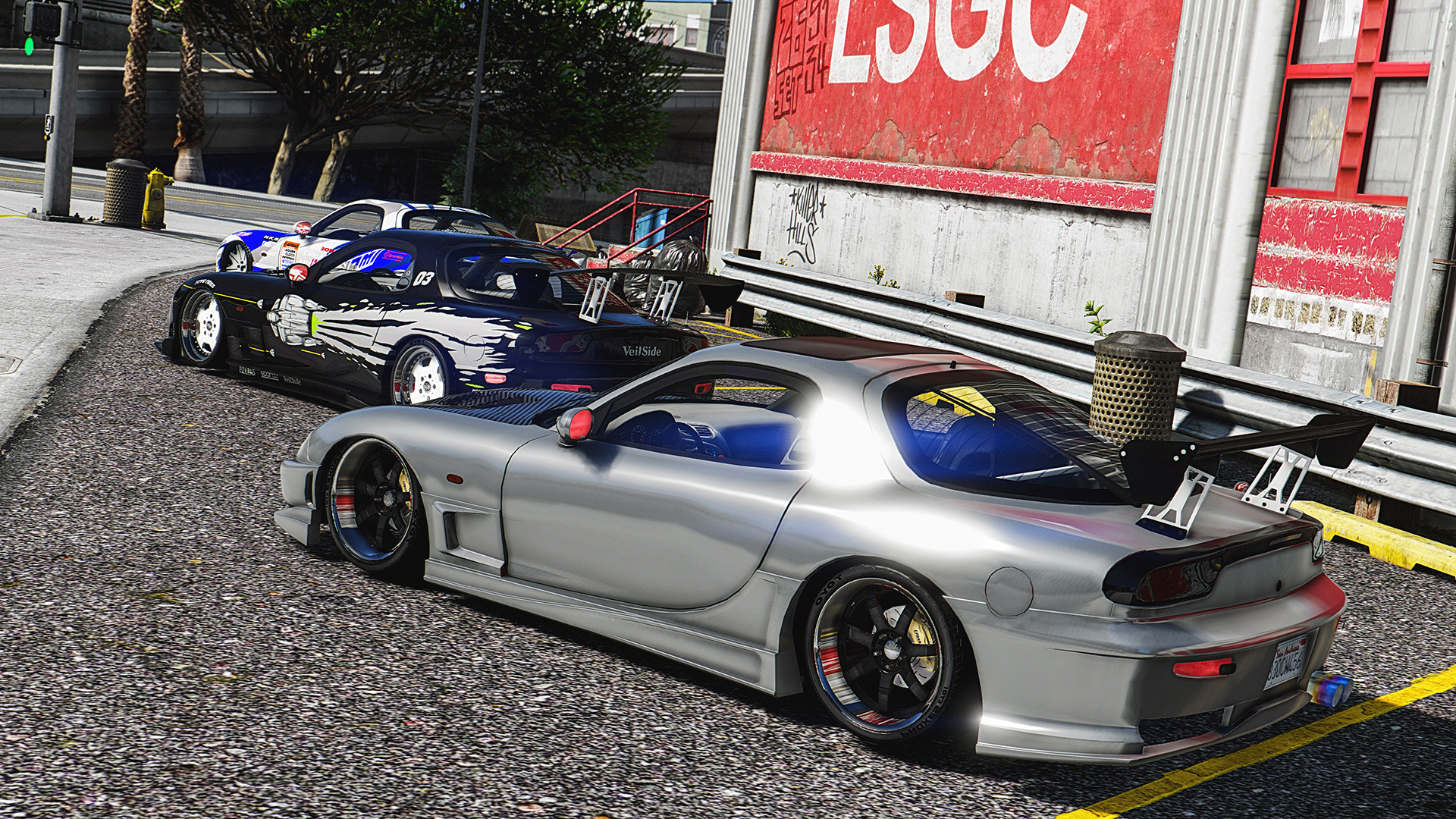 mazda rx7 fd3s add on replace tuning livery. Black Bedroom Furniture Sets. Home Design Ideas