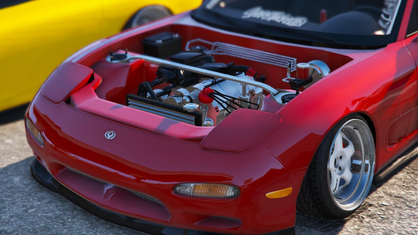 Mazda Rx7 2016 >> Mazda Rx7 Fd3s Stance Add On Replace Gta5 Mods Com