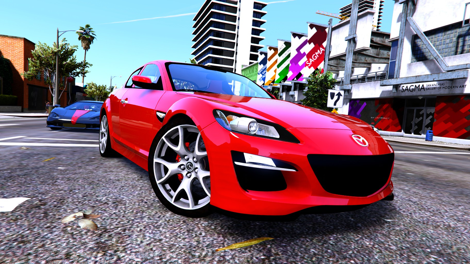 Mazda Rx8 Spirit R 2012 Add On Replace Tuning Gta5