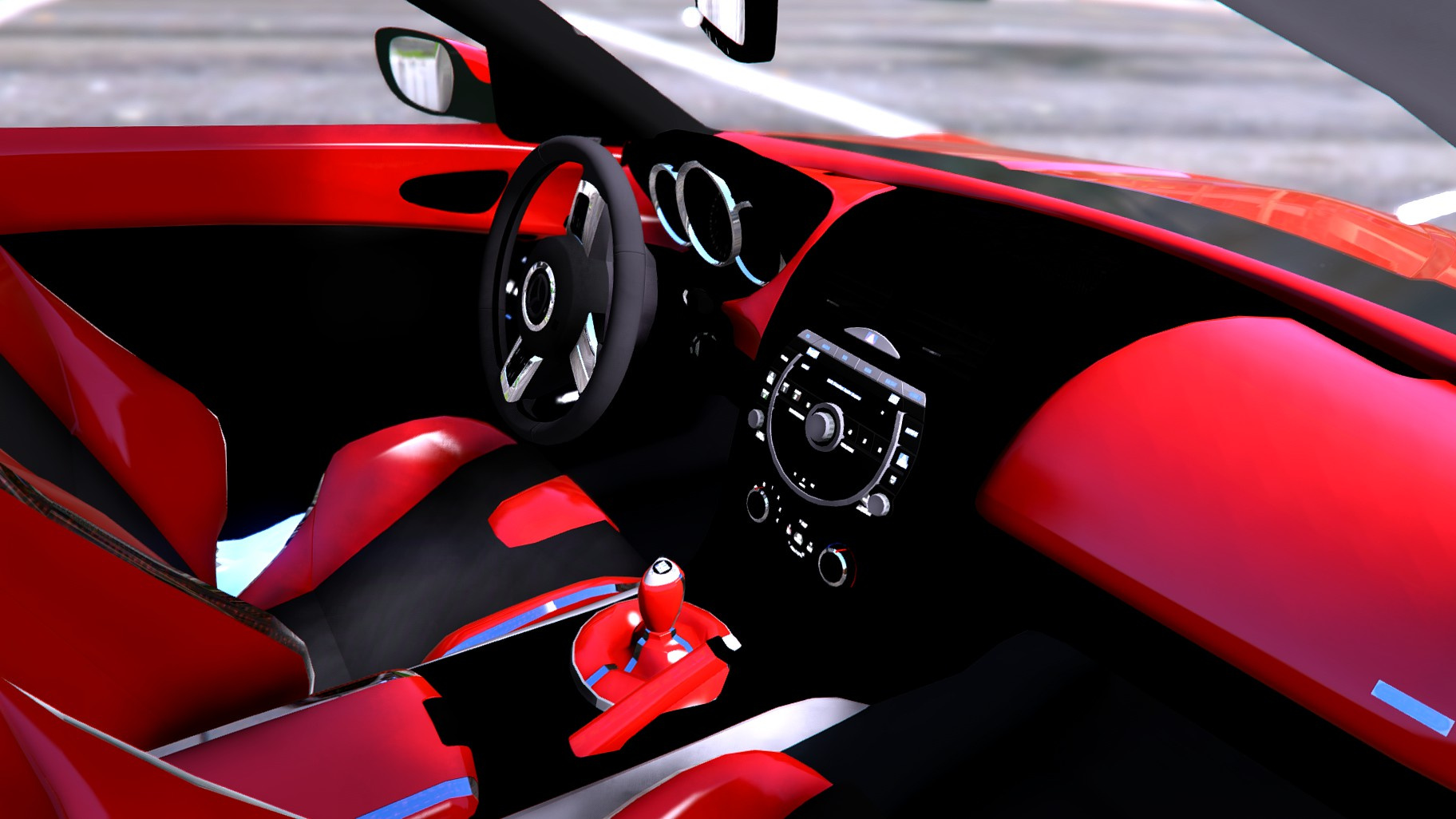 Mazda Rx8 Spirit R 2012 Add On Replace Tuning Gta5