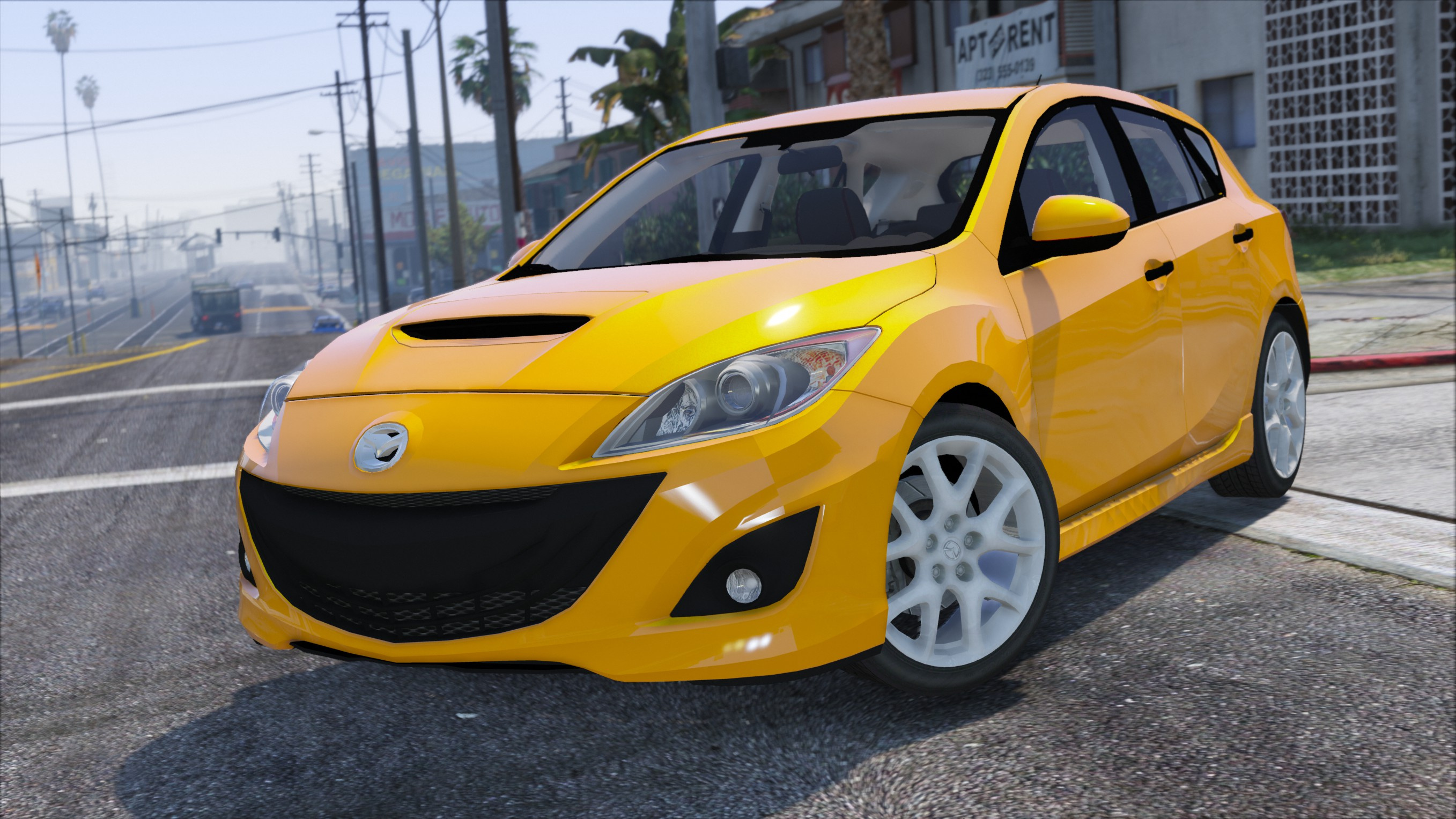 Mazda Speed 3 GTA5 Mods