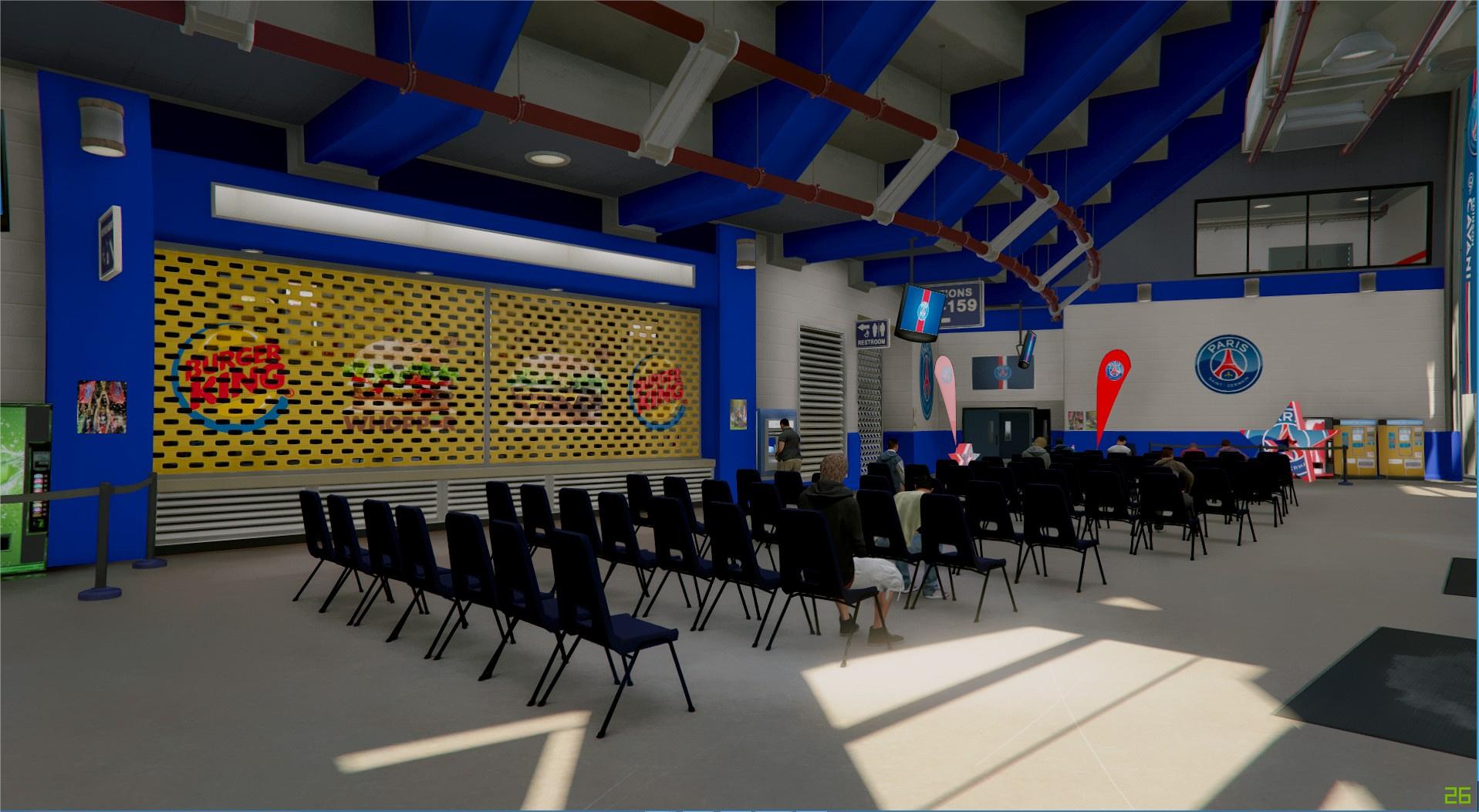 get inside maze bank arena