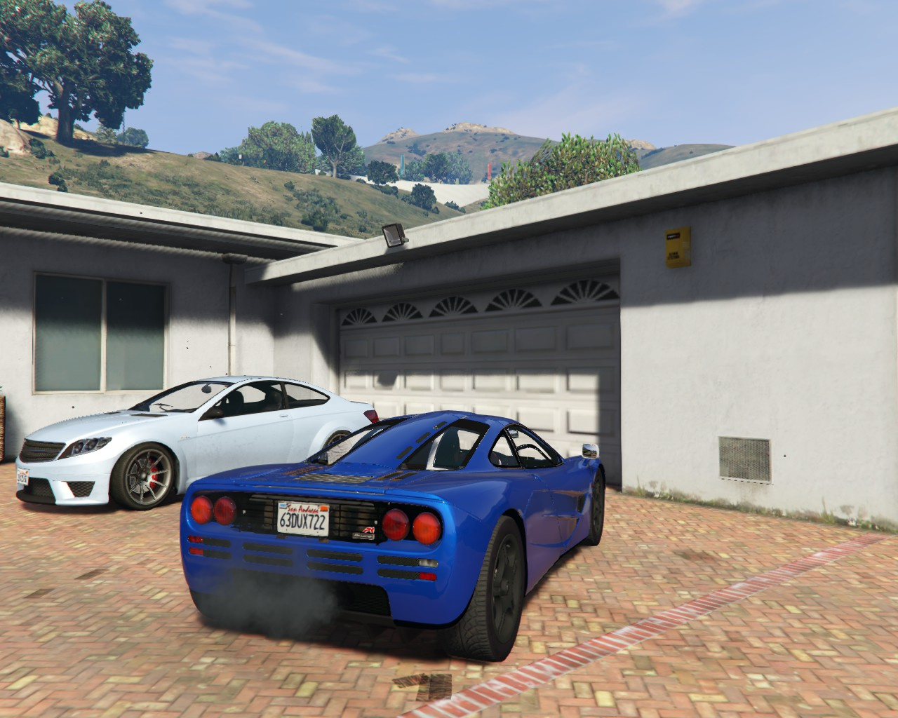 mclaren f1 1993 additions (handling, sound and more) - gta5-mods