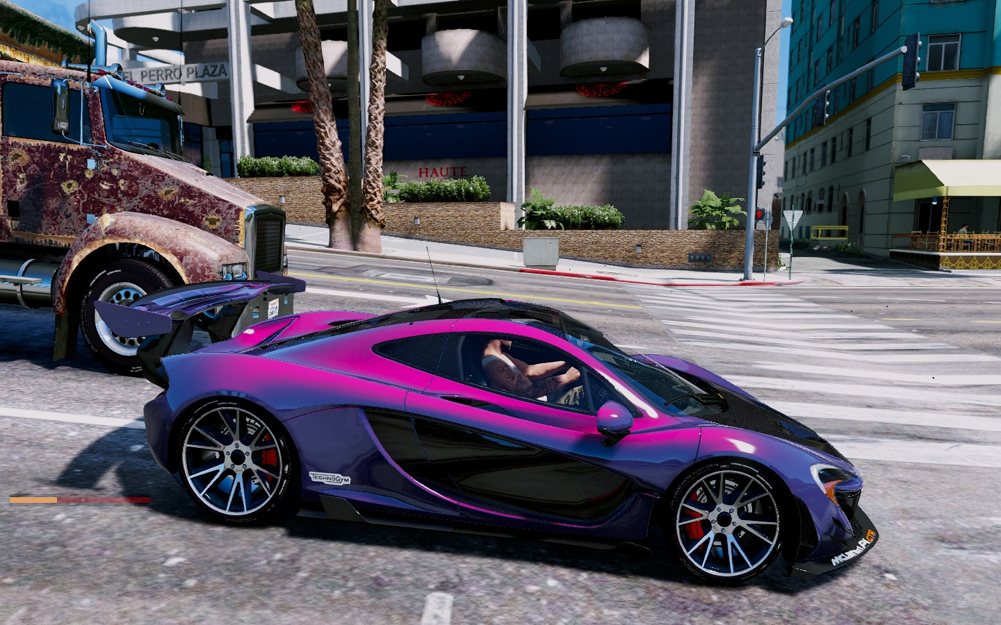 Mclaren P1 Gt R Edition Add On Gta5 Mods Com