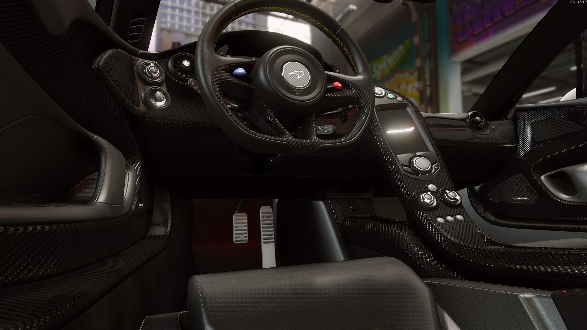 McLaren P1 | Hot Pursuit Police [Add-On / Replace | Template] - GTA5